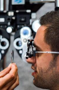Le contrôle de la vue au Romans des Lunettes