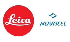 Nos verriers: Leica et Novacel